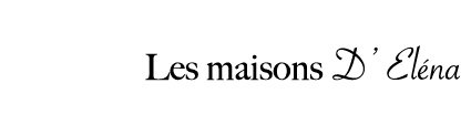Les Maisons d'Éléna